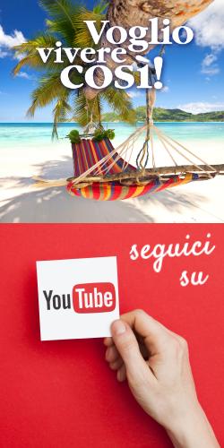 Canale Youtube di Voglio Vivere Così