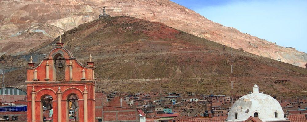 bolivia miniere