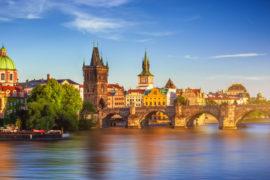 trasferirsi a Praga