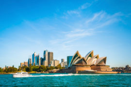 andare a vivere in australia