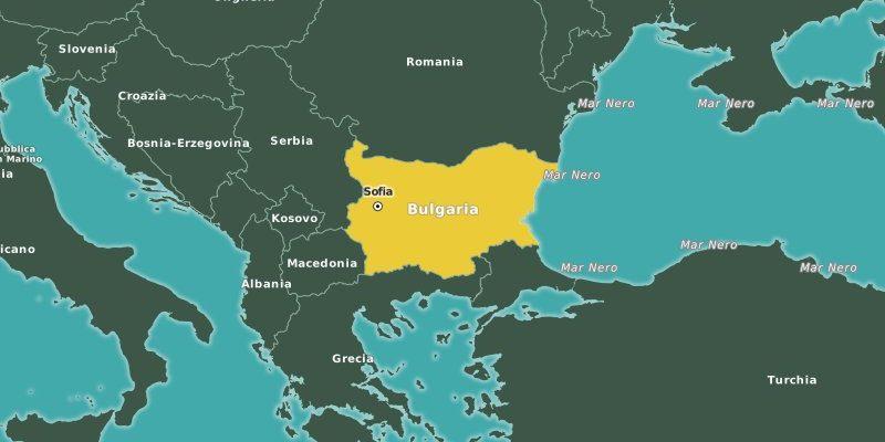 vivere e lavorare in Bulgaria