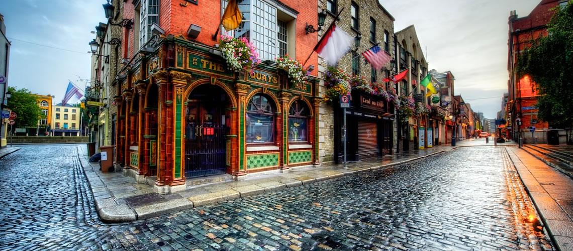 trasferirsi a Dublino