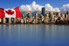 andare a b¡vivere in Canada