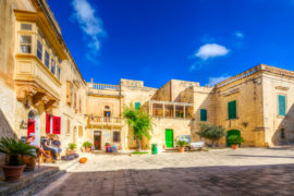 Stage a Malta