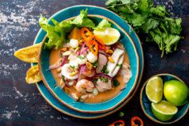 La gastronomia peruviana potrà entrare a fare parte dei patrimoni protetti Unesco