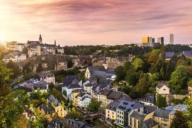 Luxembourg, Ville de Luxembourg