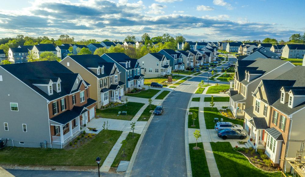 quartieri residenziali negli usa